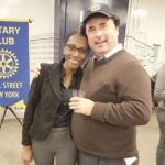 Celebrating Rotary friendships